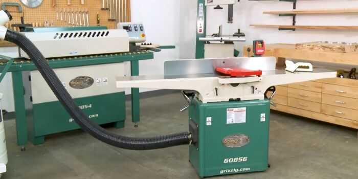 Best 8 Inch Jointer