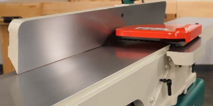 jointer Bed Width