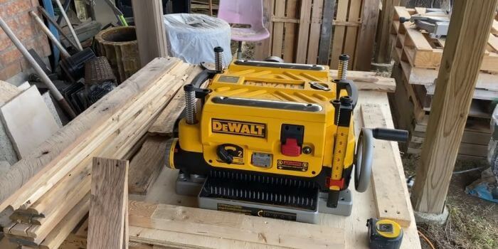 DEWALT Planer Reviews